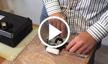 Vidéo sur le changement Acer